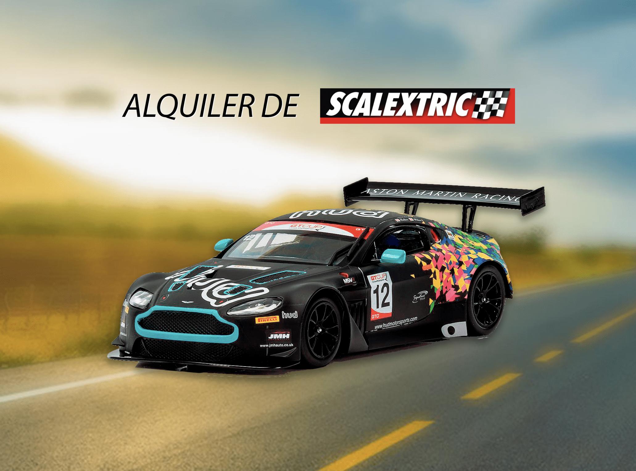 Speedslot - Alquiler de Scalextric