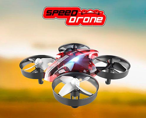 Speedslot - SpeeDrone