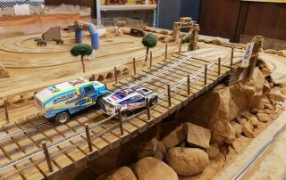 Raid Italian Baja 2018 en Speedslot