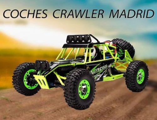 Crawler RC