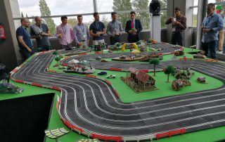 Evento Speedslot en Kinépolis